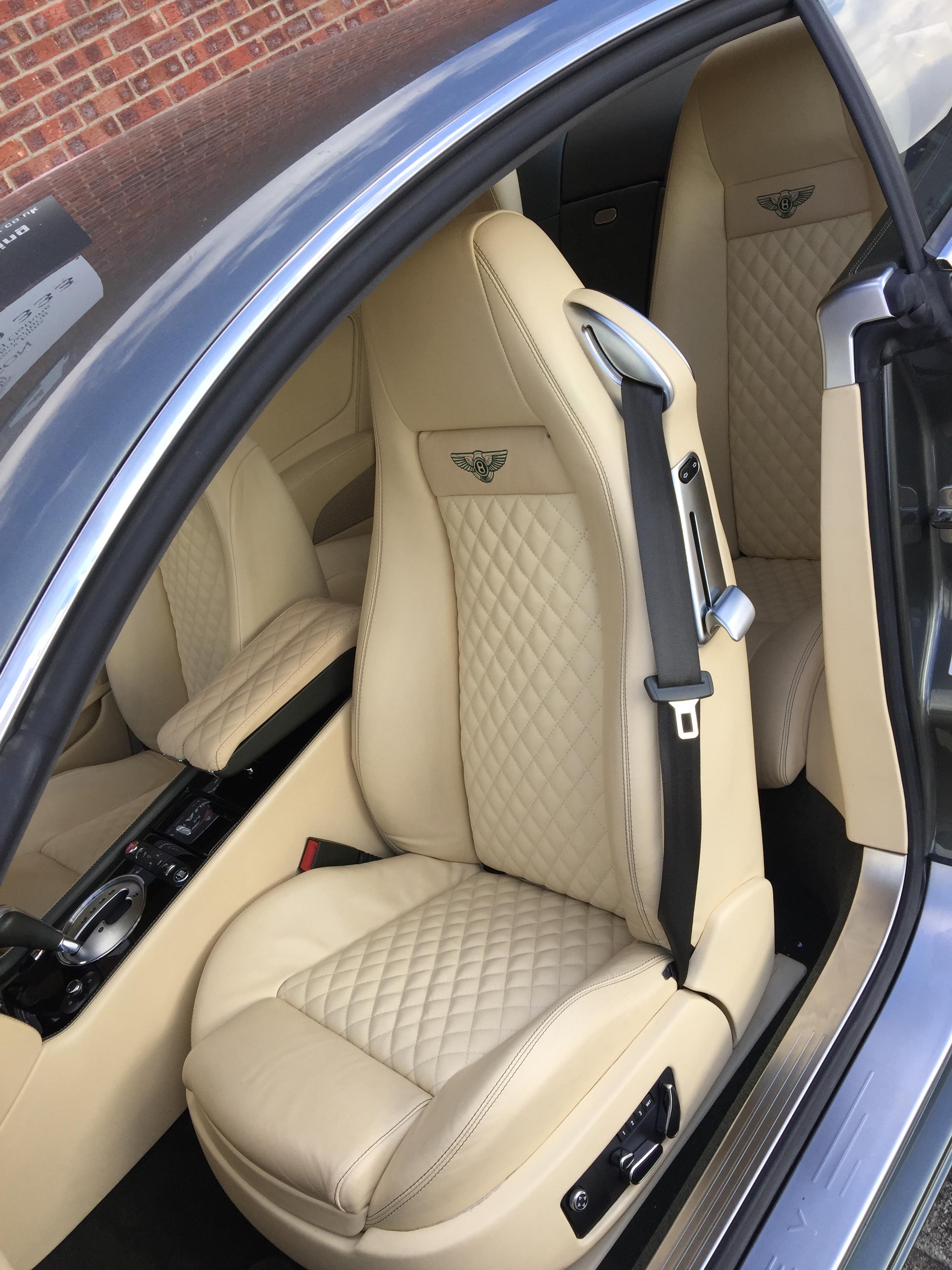 Custom luxury leather car interiors london essex uk - Ways to customize your car interior ...