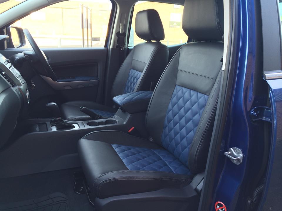 Ford Ranger Custom Interior