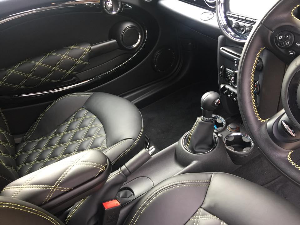 custom luxury leather car interiors london essex uk